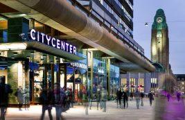 Торговый центр CityCenter в Хельсинки