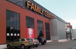 Торговый центр Family Center в Лаппеенранте
