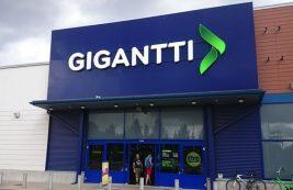 Gigantti в Лаппеенранте — магазин техники и электроники