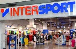 Спортивный магазин Intersport в Лаппеенранте