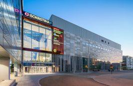 Торговый центр IsoKristiina в Лаппеенранте