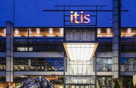 Торговый центр Itis в Хельсинки