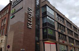 Торговый центр Kluuvi в Хельсинки