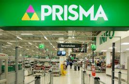 Гипермаркет Prisma в Лаппеенранте