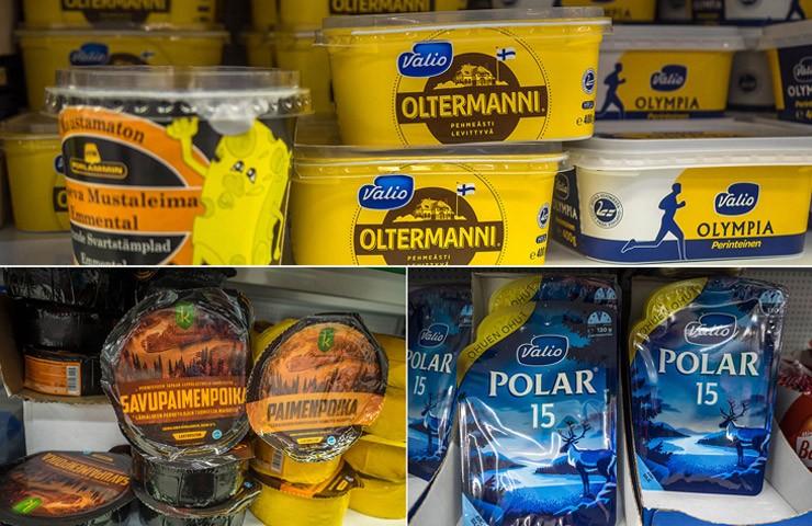 Какие продукты можно везти из Финляндии в Россию