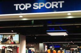 Спортивный магазин Top Sport в Лаппеенранте