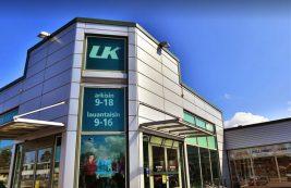 Спортивный магазин UK Koskimies в Лаппеенранте