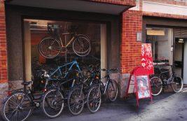 Веломагазин Bicyclean в Хельсинки