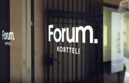 Торговый центр Forum Kortteli в Турку