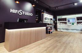 HiFi Studio в Хельсинки — магазин аудиоаппаратуры