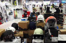 Спортивный магазин Inter Sport в Иматре