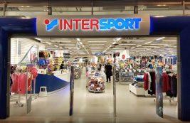 Спортивный магазин InterSport в Турку