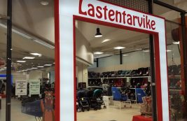 Детский магазин Lastentarvike в Турку