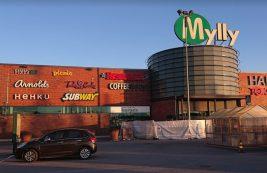 Торговый центр Mylly в Турку