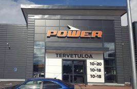 Магазин бытовой техники Power в Турку