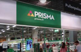 Гипермаркет Prisma в Хельсинки