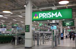 Гипермаркет Prisma в Иматре