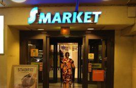 Супермаркет S-market в Хельсинки
