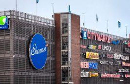 Торговый центр Skanssi в Турку
