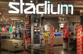 Спортивный магазин Stadium в Хельсинки