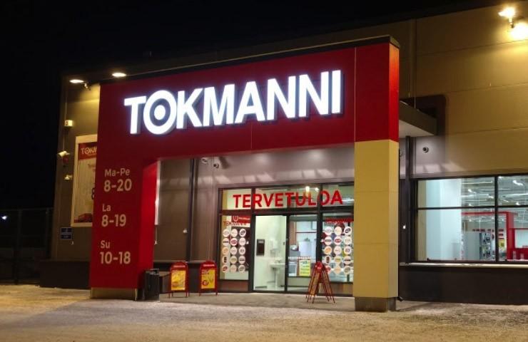Tokmanni Imatra