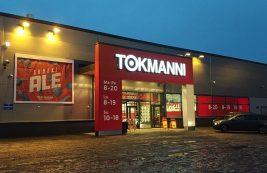 Магазин Tokmanni в Иматре