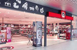 Магазин игрушек BR-lelut в Котке