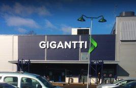 Gigantti в Котке — магазин техники и электроники