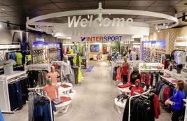 Спортивный магазин Intersport в Котке