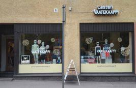 Детский магазин Lasten Vaatekaappi в Котке