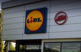 Супермаркет Lidl в Котке