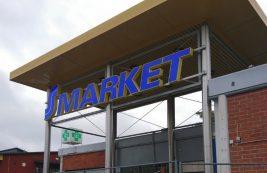 Супермаркет S-market в Котке