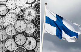 Разница во времени с Финляндией