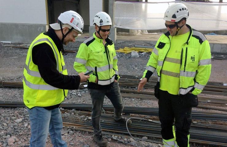 Работа в Финляндии на заводе