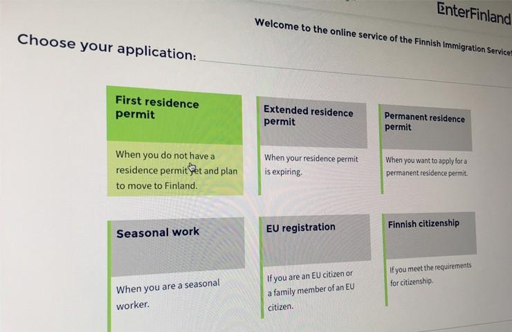 Получение разрешения на работу в Финляндии